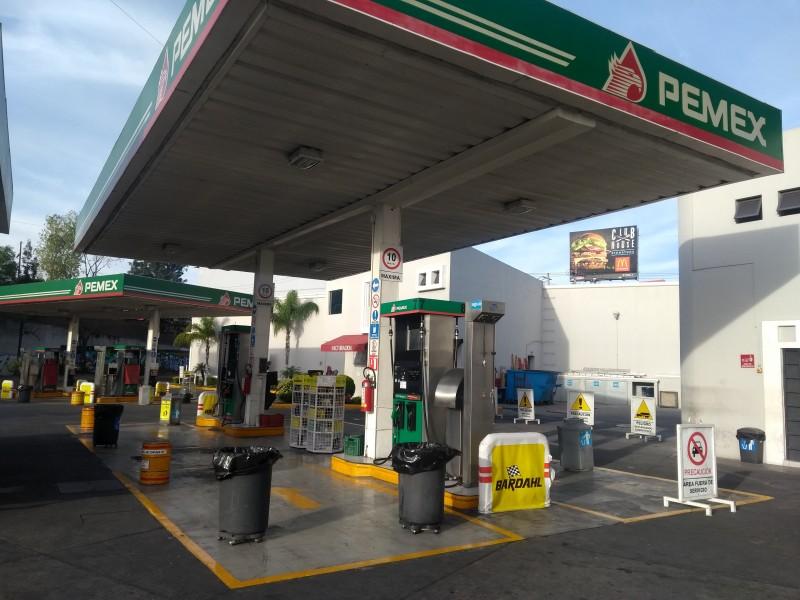 Abasto de combustibles tardará hasta 5 días