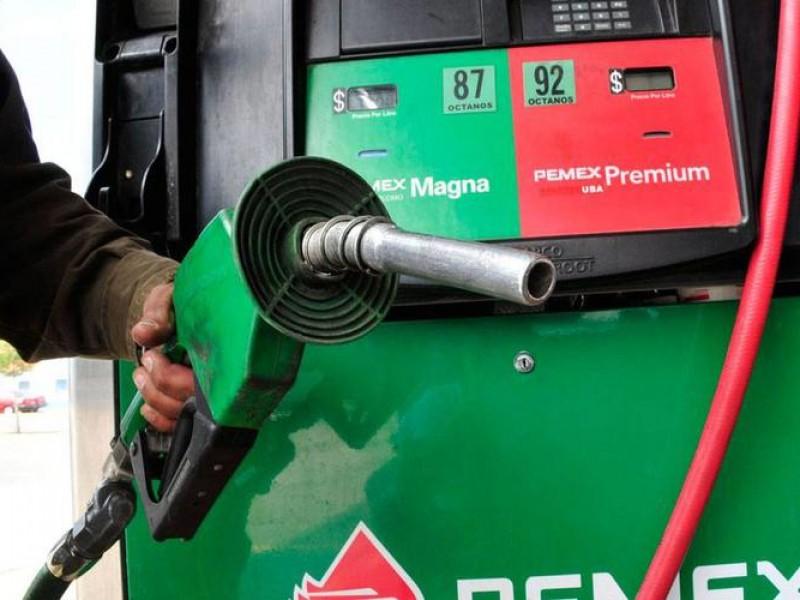 Abasto de gasolina se normalizará a la brevedad