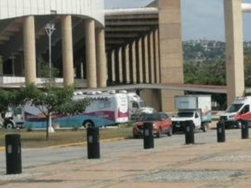 Abasto de insumos garantizado en unidades COVID de Chiapas