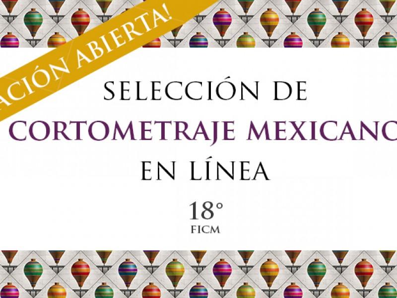 Abiertas votaciones para Selección de Cortometraje Mexicano en Línea