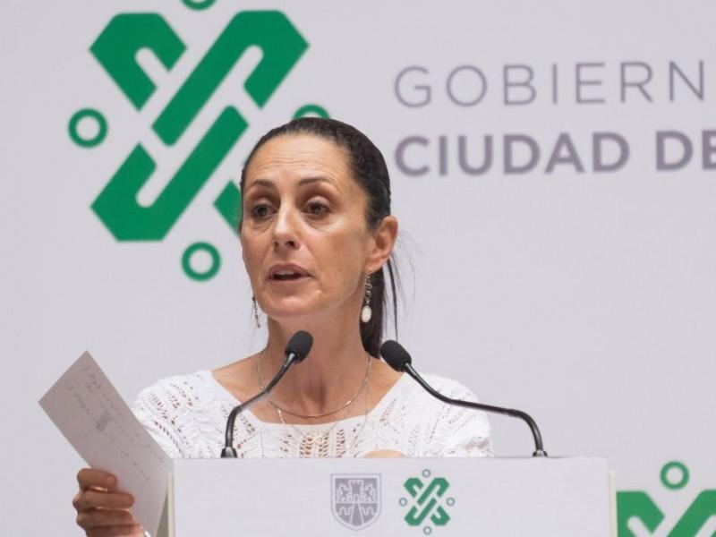 Abierto, diálogo para atender demandas de taxistas: Sheinbaum