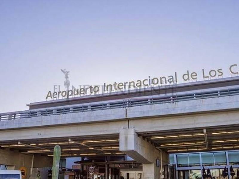 Abierto el aeropuerto Internacional de Los Cabos