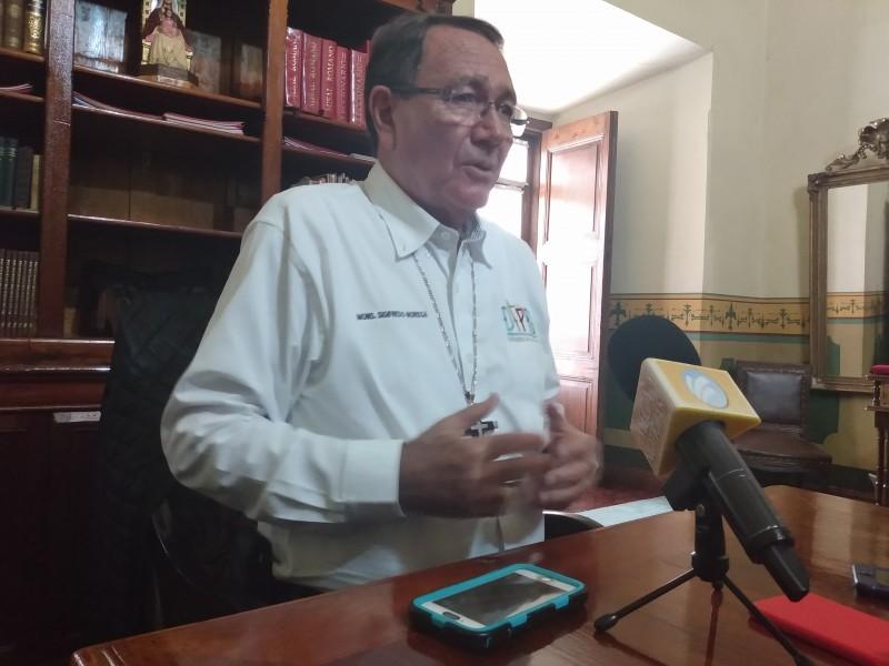 Aborto legal desencadenará violencia homicida: obispo