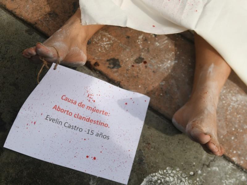 Aborto tercera causa de muerte materna