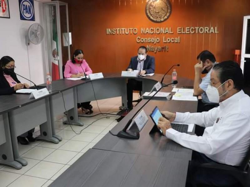 Abre INE sesión permanente con motivo de la Consulta Popular