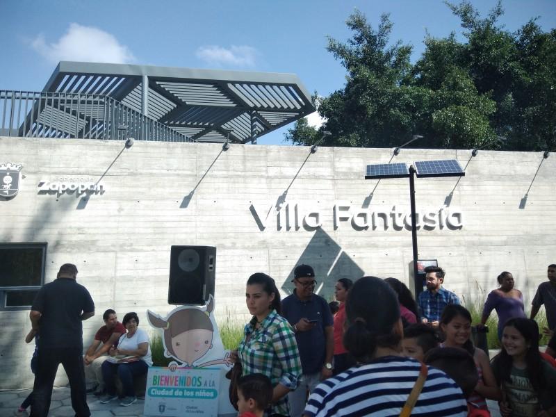 Abre sus puertas el nuevo Zoológico Villa Fantasía