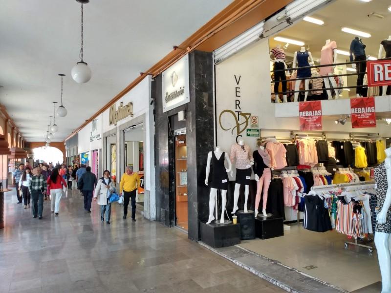 Abren 70% de negocios en zona centro de Toluca