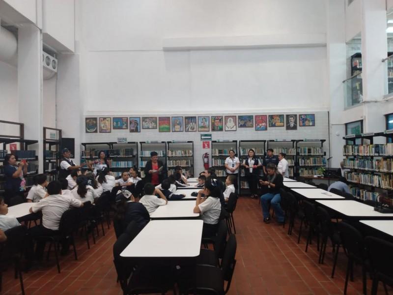 Abren Biblioteca Municipal de Veracruz
