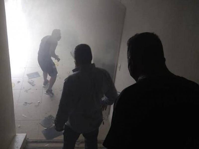 Abren carpeta de investigación por ataque de normalistas en Iguala
