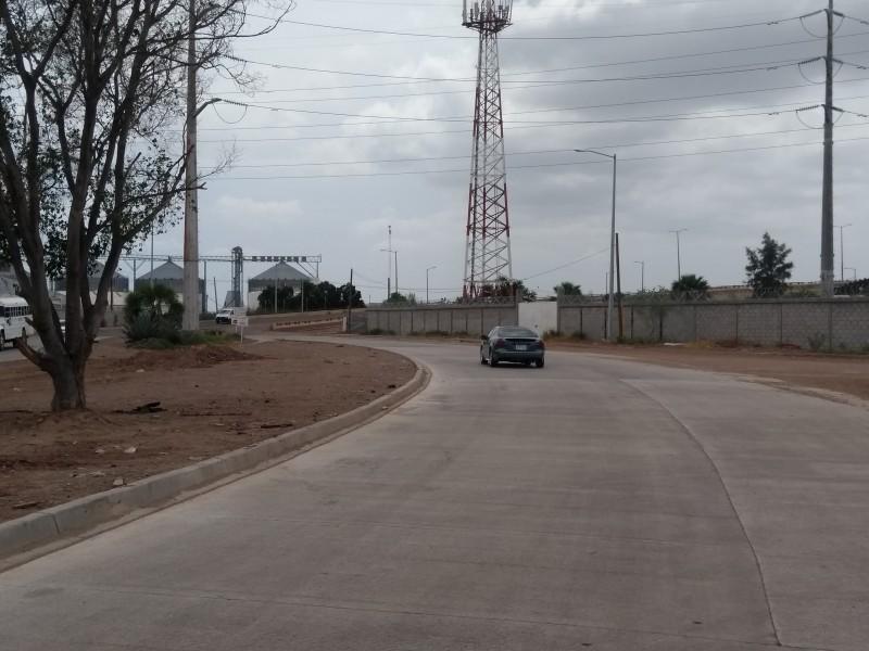 Abren circulación en Boulevard Las Torres