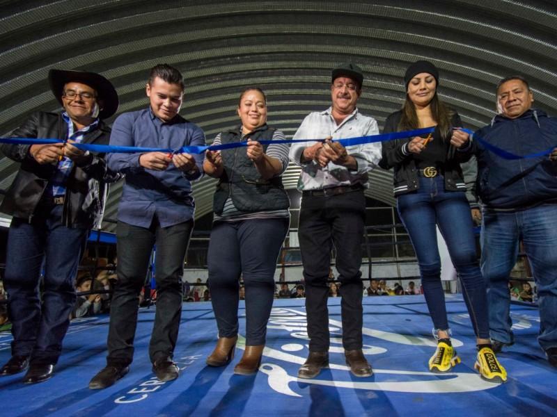 Abren en El Marqués academias de box