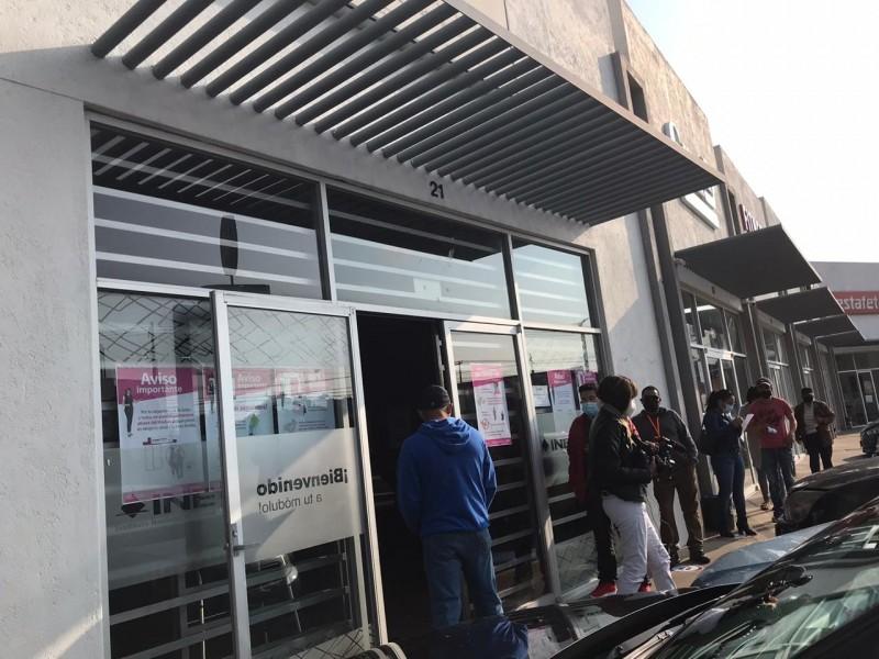 Abren módulos del INE en tres municipios