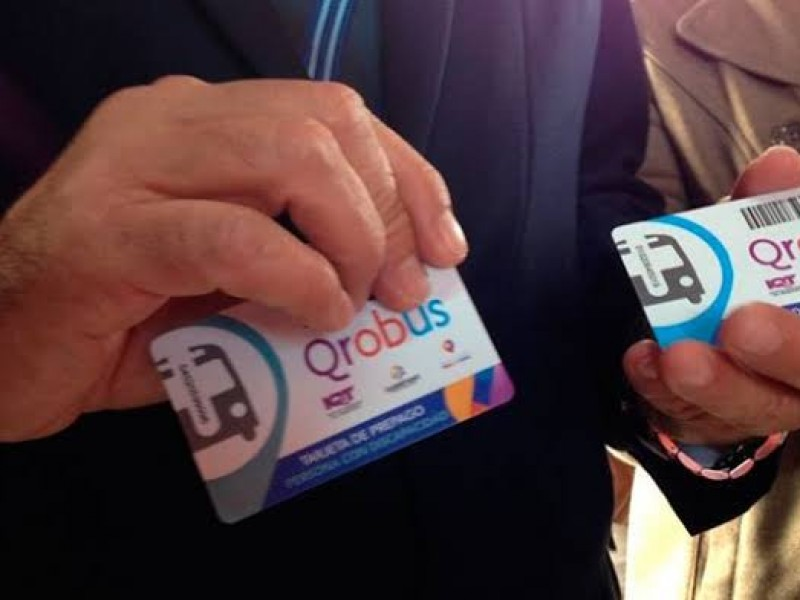 Abren módulos para trámites de apoyo a Qrobus