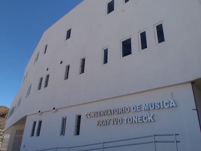 Abren proceso de inscripción para el Conservatorio de Música