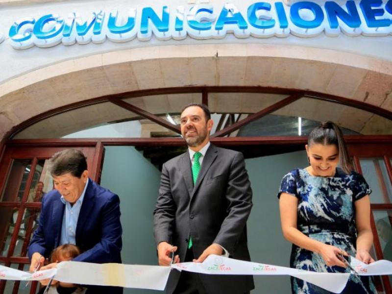 Abren tres nuevas radiodifusoras en Zacatecas