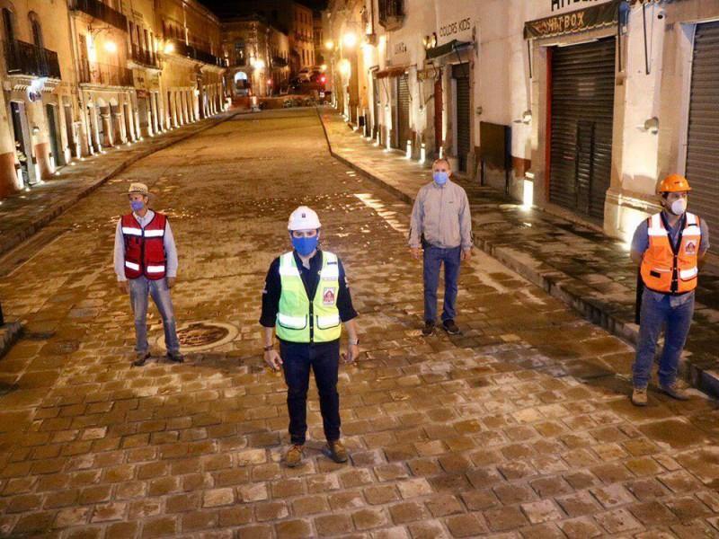 Abrirá todo menos antros, bares y gimnasios en Zacatecas capital