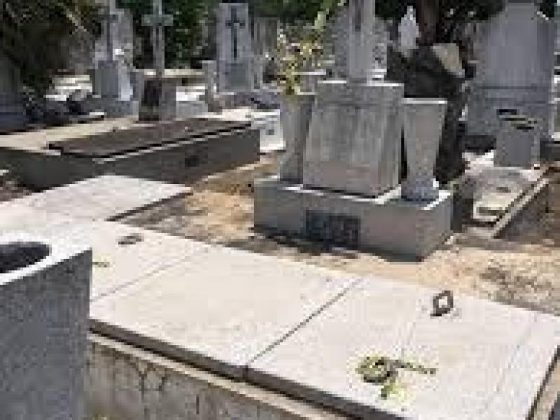 Abrirán el panteón de San Salvador para día de muertos