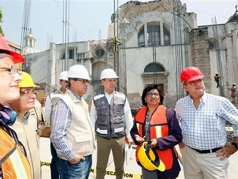 Abrirán escuelas reconstruidas en agosto