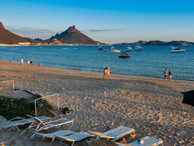 Abrirán playas en Semana Santa con estrictas medidas sanitarias