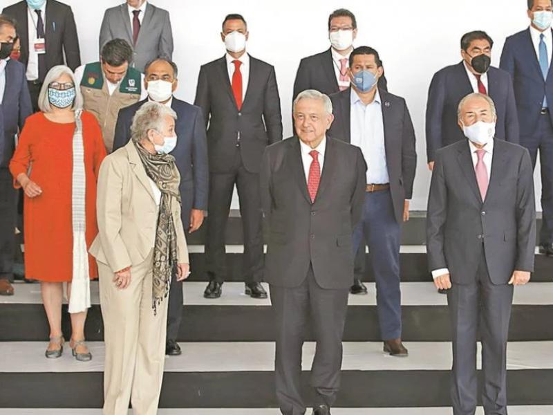 Absurdo que el Presidente no promueva el uso de cubrebocas:Lazcano