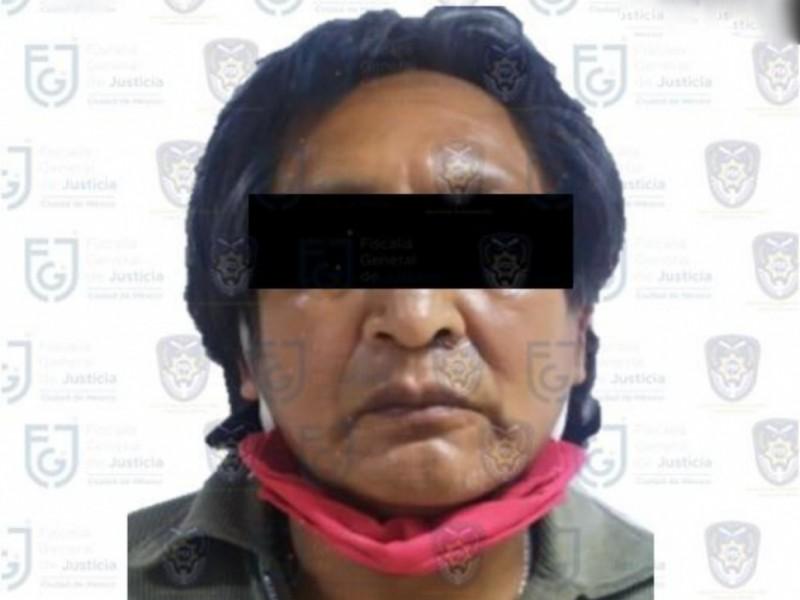 Abusador sexual es detenido en Xochimilco