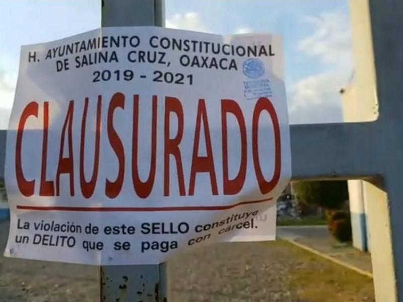 Abuso de Autoridad en cobro de impuestos SalinaCruz