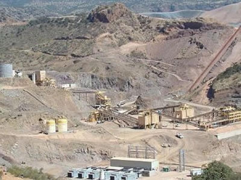 A.C contra explotación minera en Chiapas