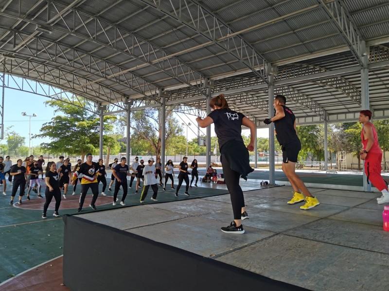 Academias de danza de Los Mochis realizan Master Class