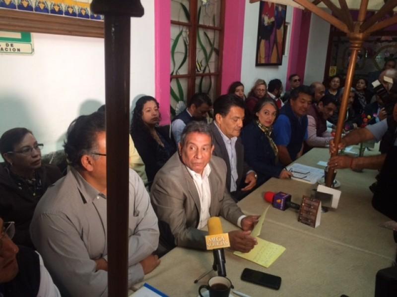 Académicos respaldan a Barbosa Huerta en elecciones extraordinarias