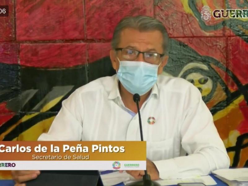 Acapulco, Chilpancingo y Zihuatanejo repuntan en nuevos casos Covid-19; Ssa