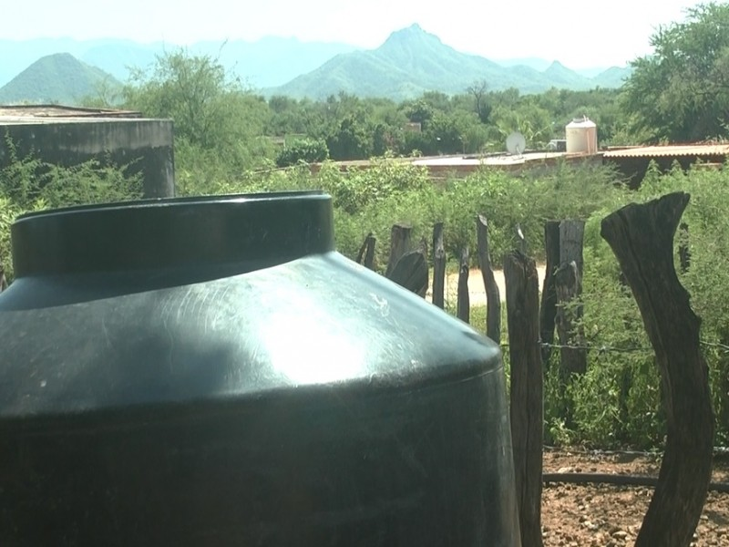 Acceso al agua potable: Un lujo para pocos en Álamos