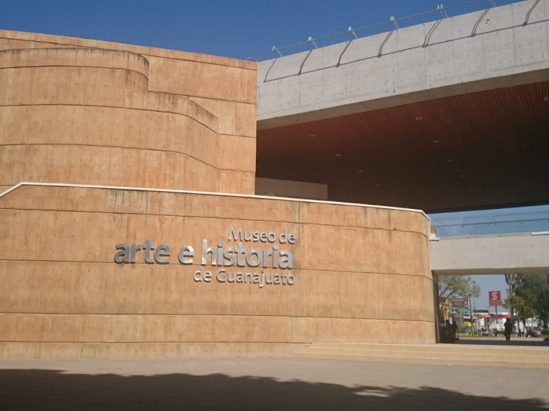 Acceso gratuito al Museo de Arte e Historia de Guanajuato