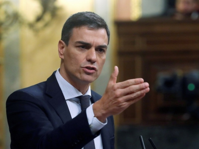 Acceso universal a las vacunas contra la covid: Pedro Sánchez