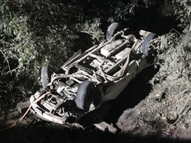 Accidente en Compostela dejó 10 muertos y 6 heridos