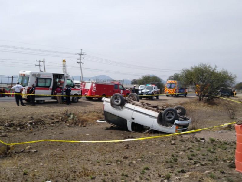 Accidente mortal en la carretera 500