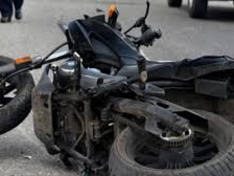 Accidentes en motos problema de salud pública