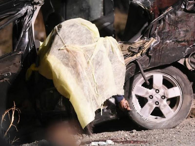Accidentes viales segunda causa de muerte entre jóvenes