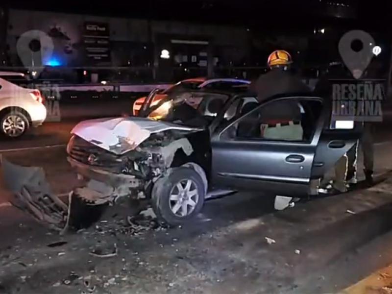 Accidentes viales y 4 homicidios, el inicio de este 2021