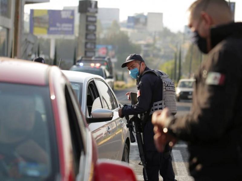 Acciones exaltadas sancionar por no usar cubrebocas: Barbosa