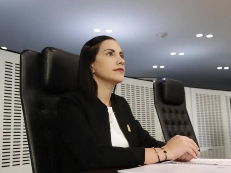 Acepta PAN Renuncia de Elsa Méndez