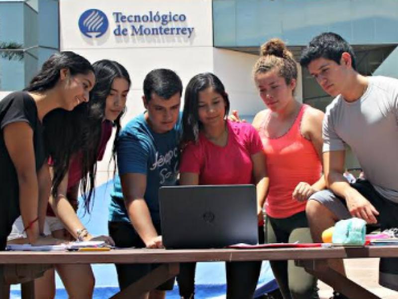 Aceptan algunos alumnos tomar clases de manera virtual