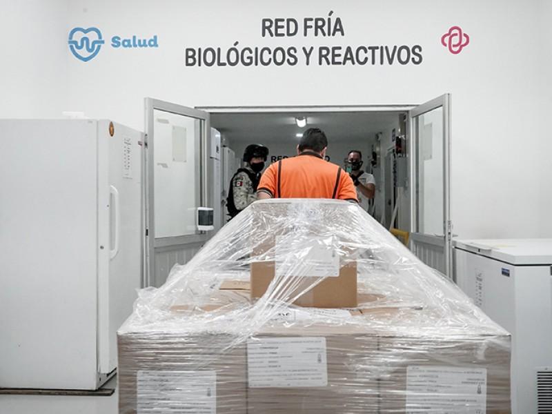 Aclara Salud Jalisco que no oculta compra de vacunas anti-COVID