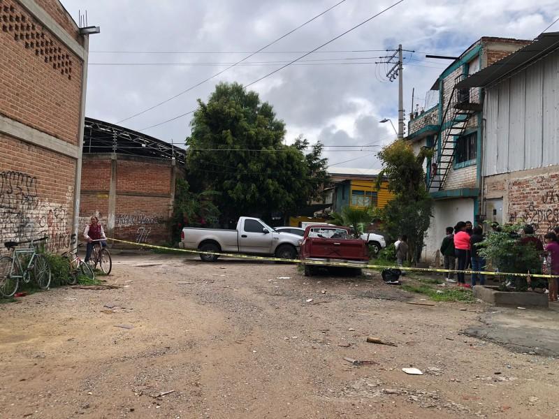 Acribillan a mujer en San José del Consuelo