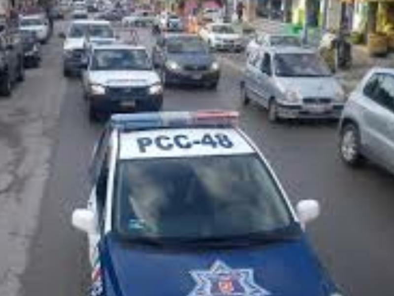 Activa Tránsito Municipal operativos por bloqueos