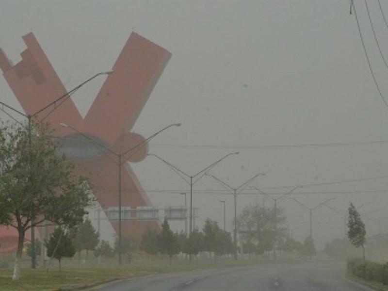 Activan alerta amarilla por viento en Ciudad Juárez