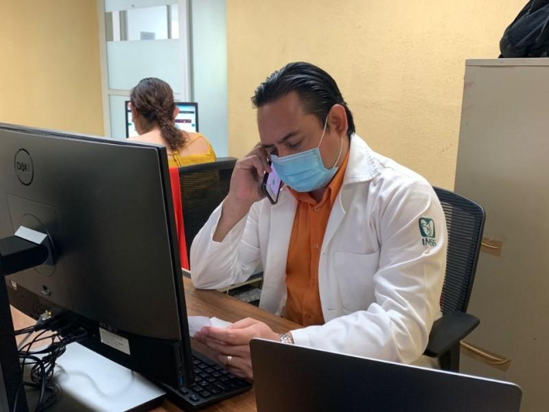 Activan Centro de Contacto para rectificación de Constancia de Vacunación