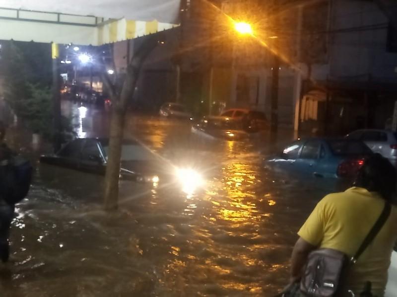 Activan plan de apoyo por fuertes lluvias