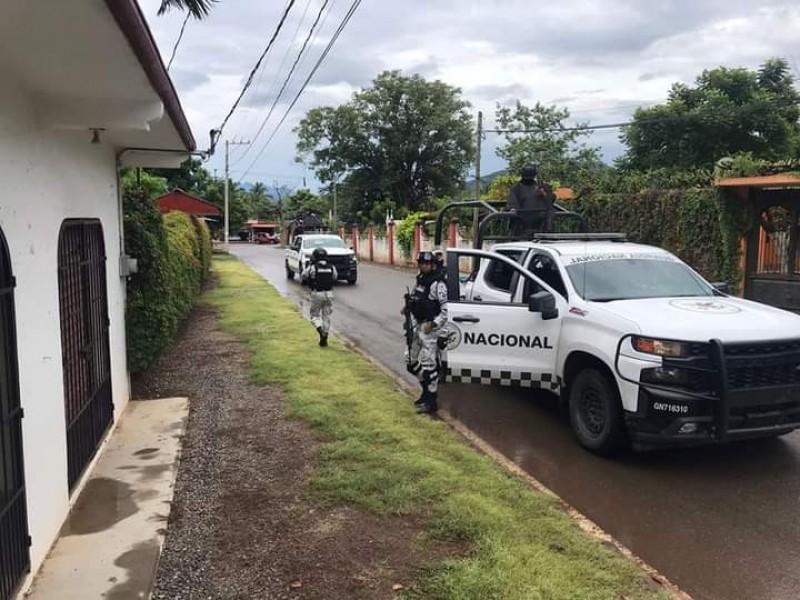 Activan Plan GN A ante paso de Rick por Michoacán