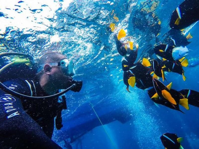 Actividades acuáticas lo más buscado en San Carlos