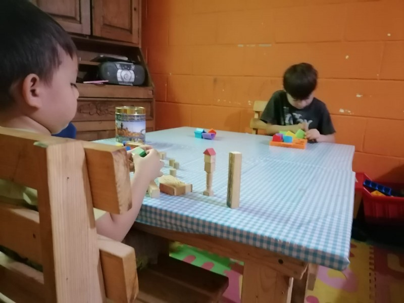 Actividades compartidas en casa para evitar el estrés en niños